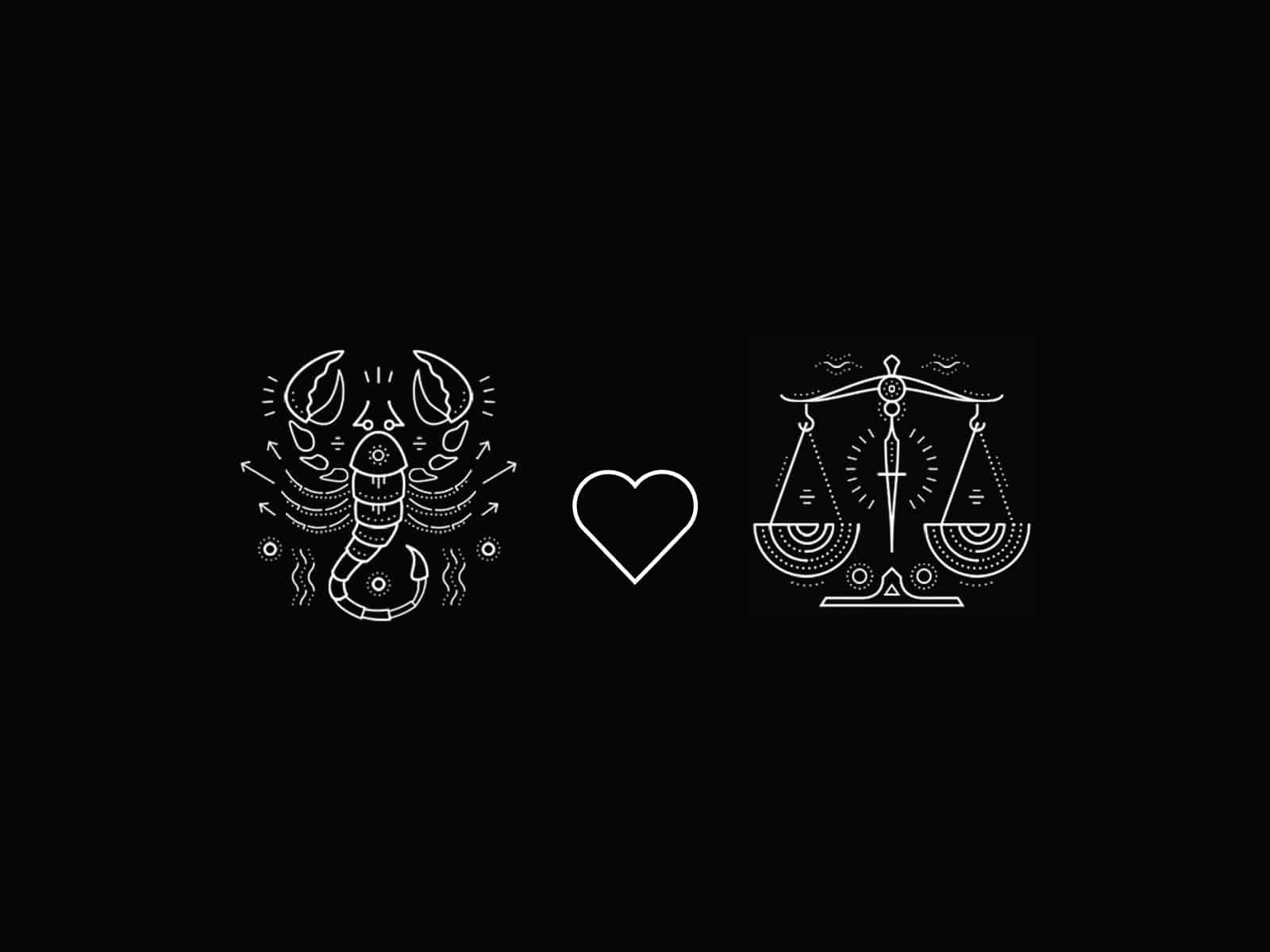Slaganje Škorpije i Vage- U Krevetu, Vezi i Ljubavi